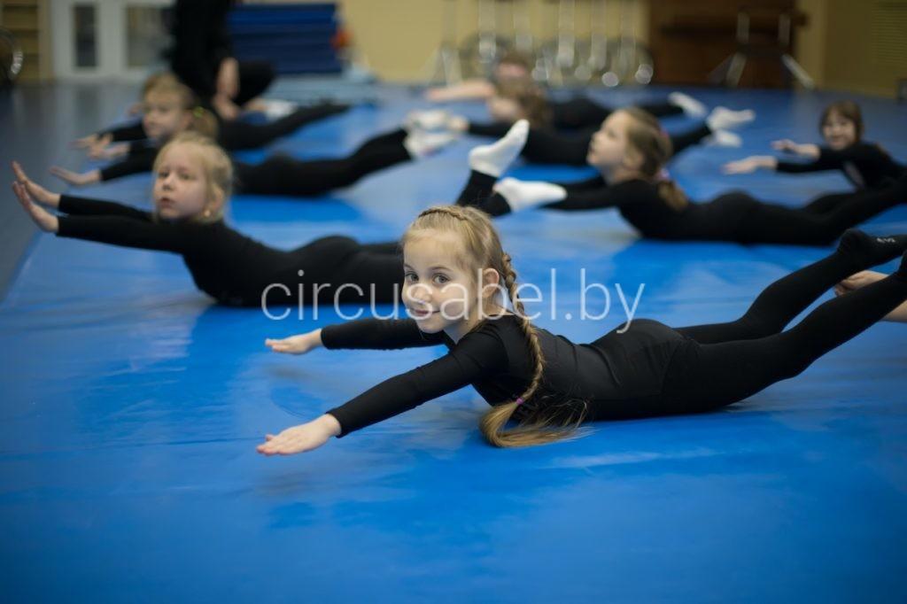 4. Урок гимнастики