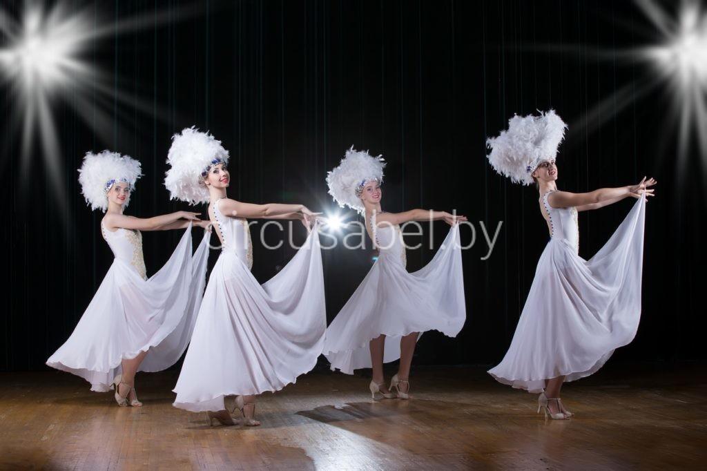 4.Балет цирка