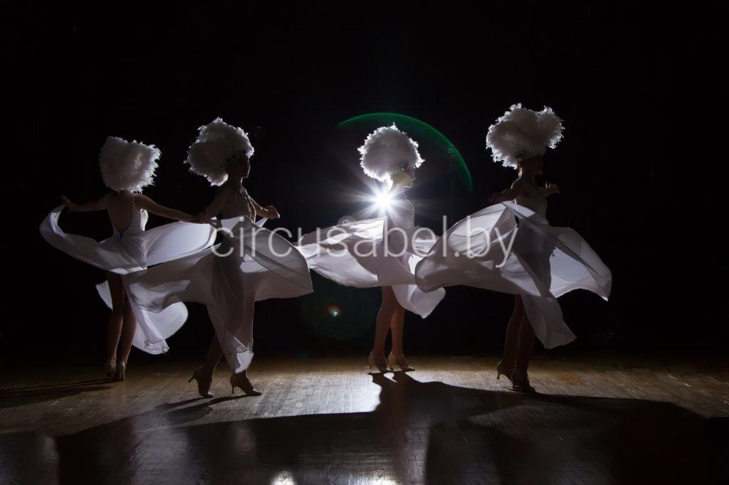 5.Балет цирка
