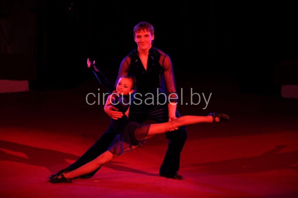 6. Акробатическая пара