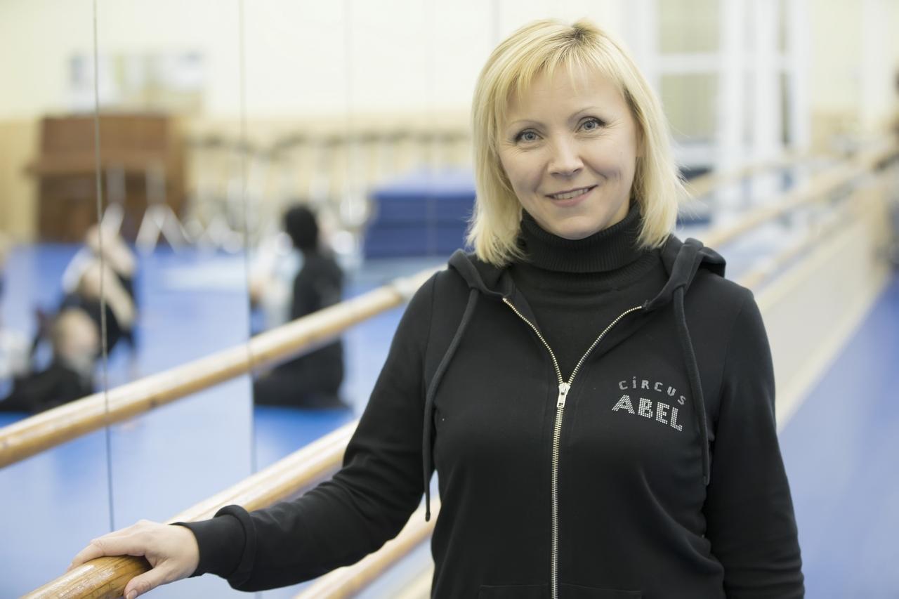 Ирина Александровна Савкина