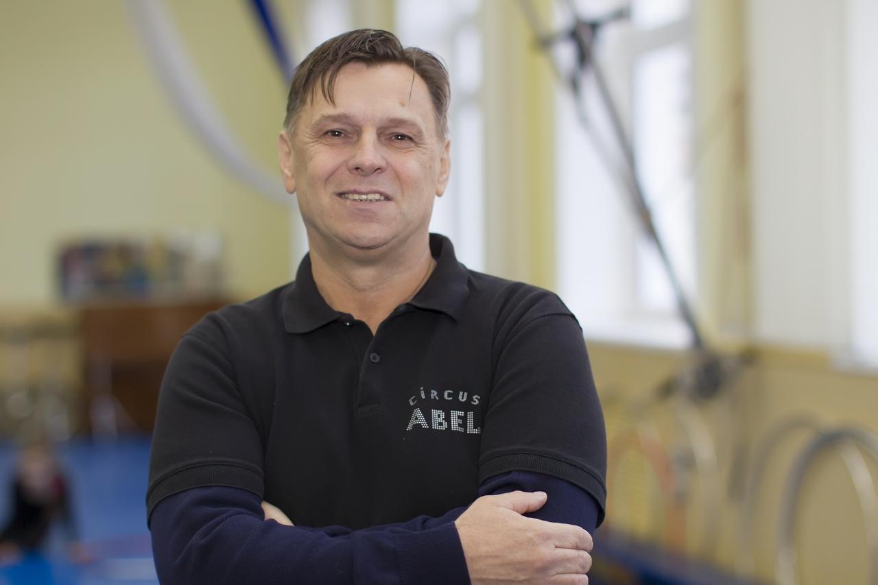 Сергей Валерьевич Абель